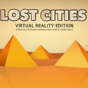 失落的城市(Lost Cities)